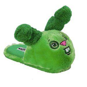 Fuggler Unisex Funny Ugly Monster Rabid Rabbit Slippers Men's 9-11 Women's 10-12